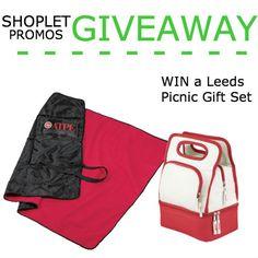 leeds giveaway WIN a Leeds Picnic Gift Set