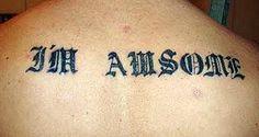 Taturday: Horribly Misspelled Tattoos (14 Pics)