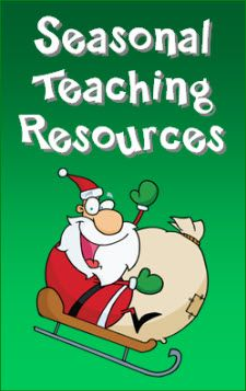 Seasonal Teaching Resources in Laura Candler's Online File Cabinet - Newly updated with activities and resources for December!