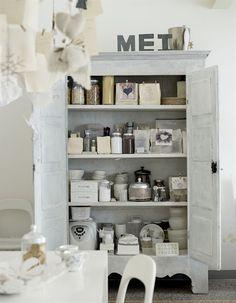Scandinavian style storage