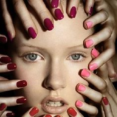 Nails Color Trend Winter Fashion 2013- 2014.