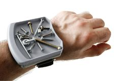 MagWear- Handyman's Helper Magnetic Wristband