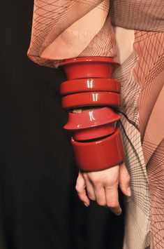 whatchathinkaboutthat: Hermes Spring 2010...