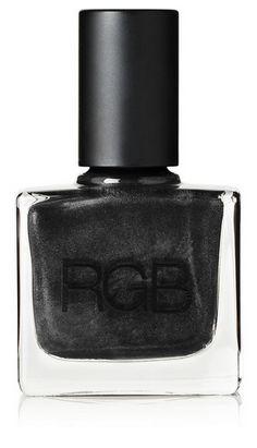 RGB Black Nail Polish