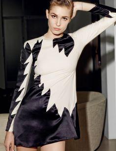 Danish model Nadja Bender