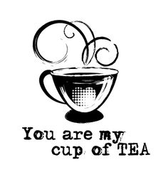 Free DIY printable valentine card - You are my cup of Tea. Download our FREE printable card here. www.dreamteaboutique.com/free-diy-printable-valentine-card/