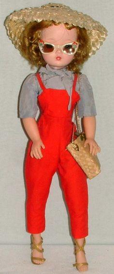 "1950s Madame Alexander 20"" Blonde Cissy Doll www.wonderfinds.com/item/3_380650562146/c2433/MADAME-ALEXANDER-DOLL"