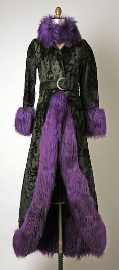 Maxi Coat - 1970 The Metropolitan Museum of Art