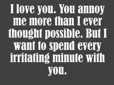 Flirty love message for a boyfriend or girlfriend