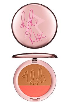 We found love! RiRi Hearts MAC Limited Fall Collection.
