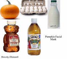 Change in temp making your skin dry & dull? DIY facial mask for new glow: Mix 1 Tbs canned pumpkin, 1 tsp. honey, 1egg, 1/2 tsp milk. Apply to clean face. Let sit 15 min, rinse. How it works: Pumpkins are rich in Vit A & C, which smooth & plump skin, honey contains blemish-healing zinc.   For Dry Skin- add small amount of honey-  it will attract and keep moisture inside your skin where it belongs.  Oily Skin- mix in a splash of apple cider vinegar for an astringent effect. Have a beautiful day!