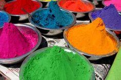 Holi Colours!