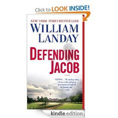 """Defending Jacob"" by William Landay - a great read!  If you like courtroom/legal novels, give this one a try.  I'd recommend it"