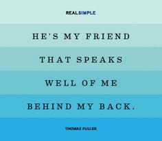 Quote by Thomas Fuller (via @realsimple)