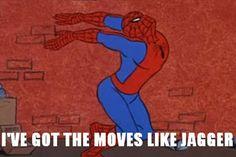 60s Spiderman