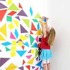 Awesome concept from Walls 360. This would rock in a kindergarten classroom