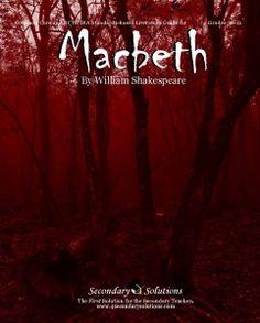 New Macbeth Literature Guide!