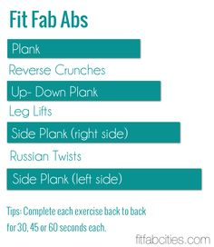 FitFabAbs
