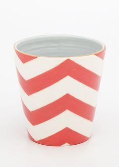 chevron cup!