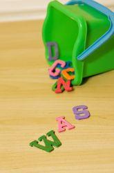 Make a Wooden Alphabet Set