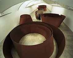 Interaction Art- Richard Serra