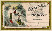 Rewards of merit, to