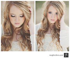 high school senior girl photography posing ideas