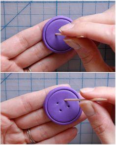 edible button tutorial
