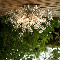 chandeliers, home lighting, chandeli shopterrain, pierc bubbl, bubbles, bubble chandelier, bubbl chandeli, hous, terrain pierc