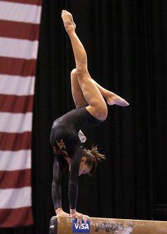 Shantessa Pama  from Gymnastics: The Balance Beam board: Gymnastics: The Balance Beam, gymnast m.0.4