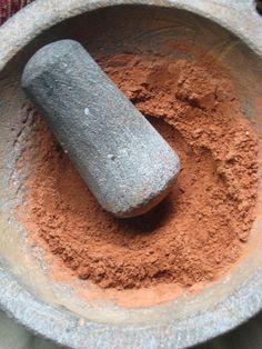 Hoodoo Magick Rootwork:  Red Brick Dust.
