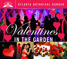 """Tonight's the night! Join us at the #AtlantaBotanicalGarden for """"Valentines in the Garden"""" with live DJ and Band entertainment from Lethal Rhythms (www.lethalrhythms.com) #LethalRhythms #ValentinesDay #ValentinesAtlanta #AtlantaEvents #AtlantaDJ #AtlantaBand"""