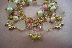 DACHSHUND sp3    Themed  Bracelet  Converts to by HOBBYHORSELADY, $54.90