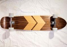 Millscraft Signature Longboard