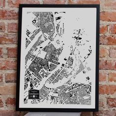 CityFabric: Buildings Of Copenhagen Print, at 22% off!