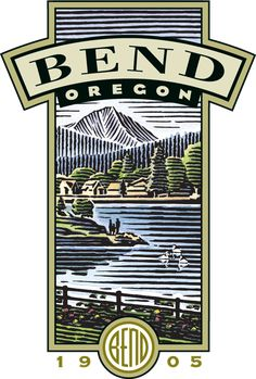 The City of Bend, Oregon.