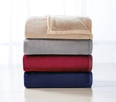 The #SleepNumber Cozy Thorw is irresistibly soft, and generously sized...perfect for cuddling!