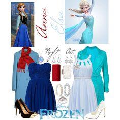 Disney Frozen Night Out