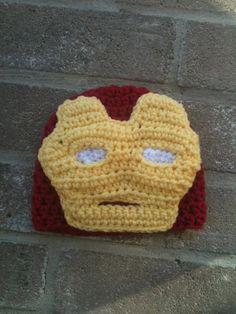 Iron Man Knitting Pattern : Knitting and crochet patterns on Pinterest 1240 Pins