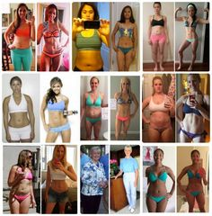 Amazing Tone It Up transformations!