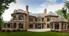 Beautiful brick exterior