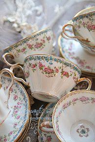 tea parti, limog tea, tea cup, teacup