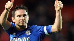 Frank Lampard on verge of Chelsea exit