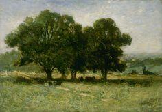 Landscape, Edward Mitchell Bannister, 1899