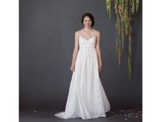 Fair Trade Empire Waist Wedding Dress | Green Bride Guide