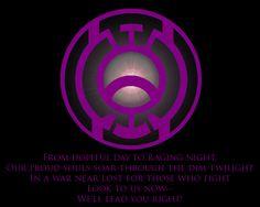 Indigo lantern corps symbol - photo#21