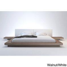 Love this platform bed!