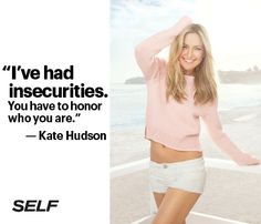 Our May 2014 cover star, the Cali-cool Kate Hudson. #SELFmagazine