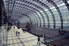 Torino Porta Susa | Flickr - Photo Sharing!