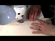 How to sew piping in one step!